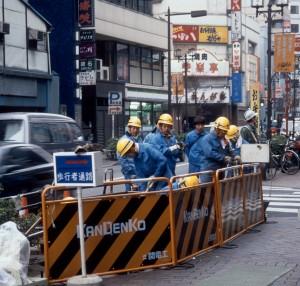 Japan construction